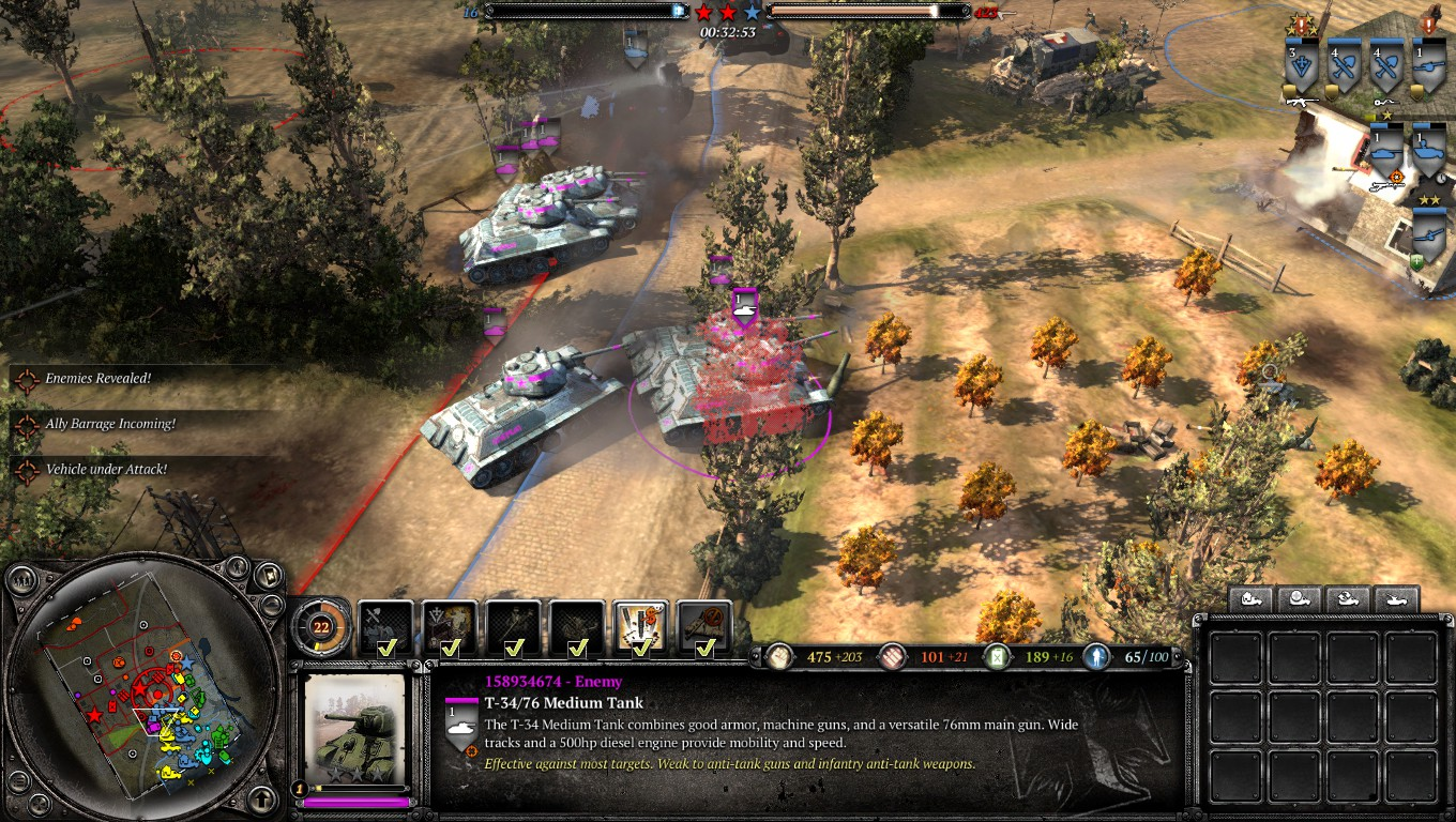 SOV][4v4] T34/76 spam — Company of Heroes Official Forums