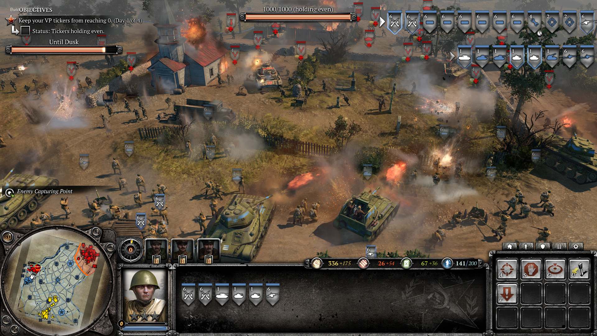 company of heroes 2 theater of war game mode info released coh2 org. Black Bedroom Furniture Sets. Home Design Ideas
