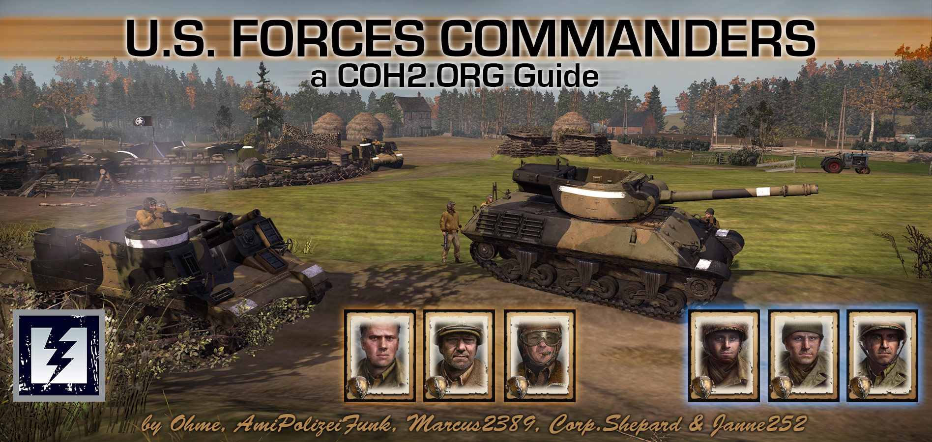 company of heroes 2 us forces guide