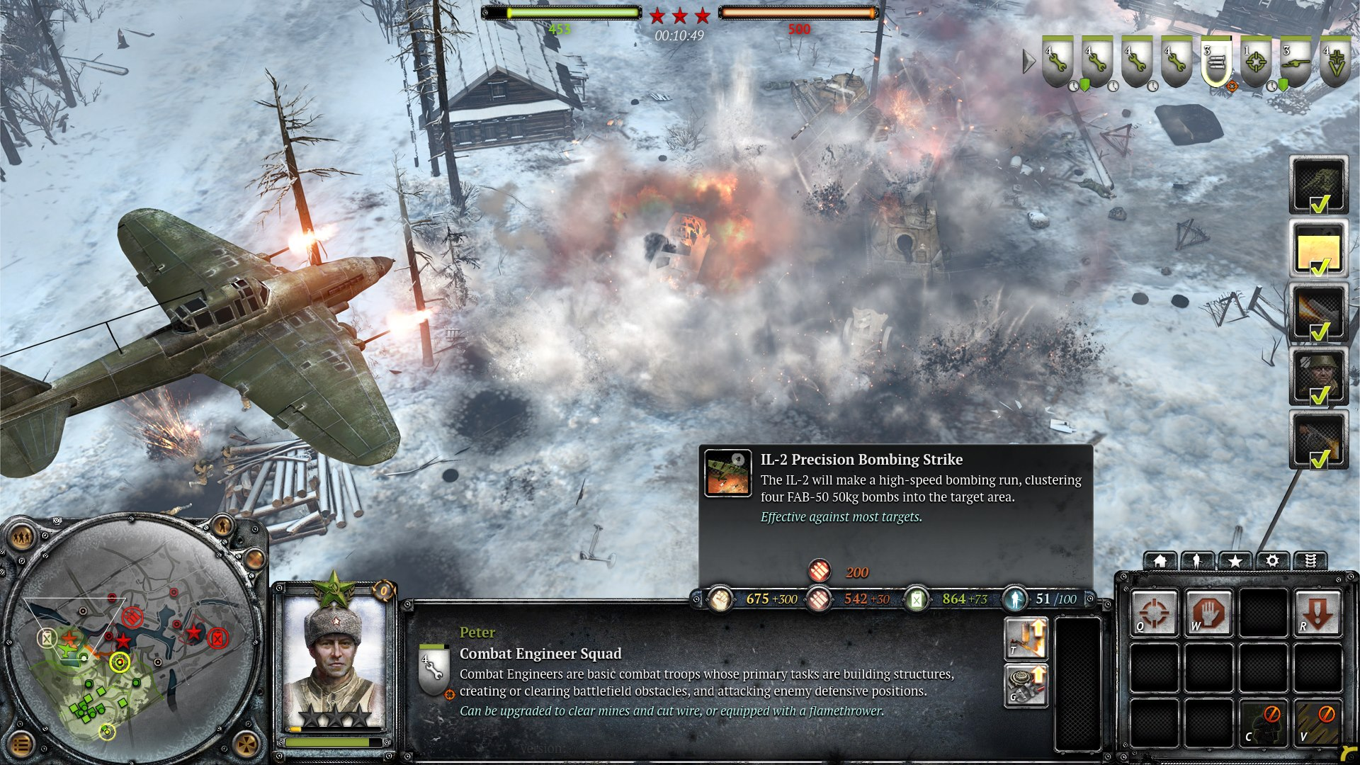 First Look Company Of Heroes 2 In Game Ui Coh2 Org