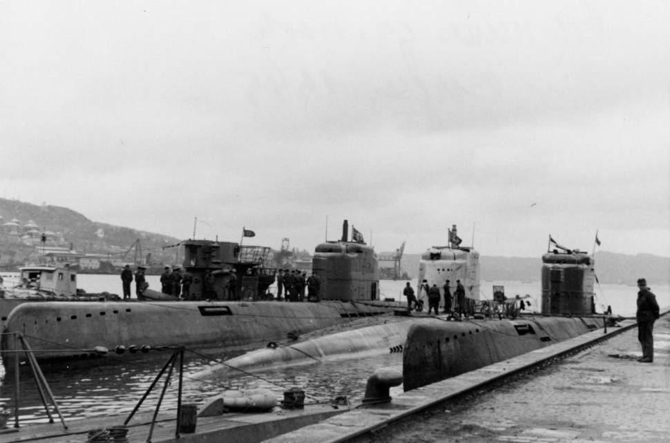 xxi серия подводных лодок