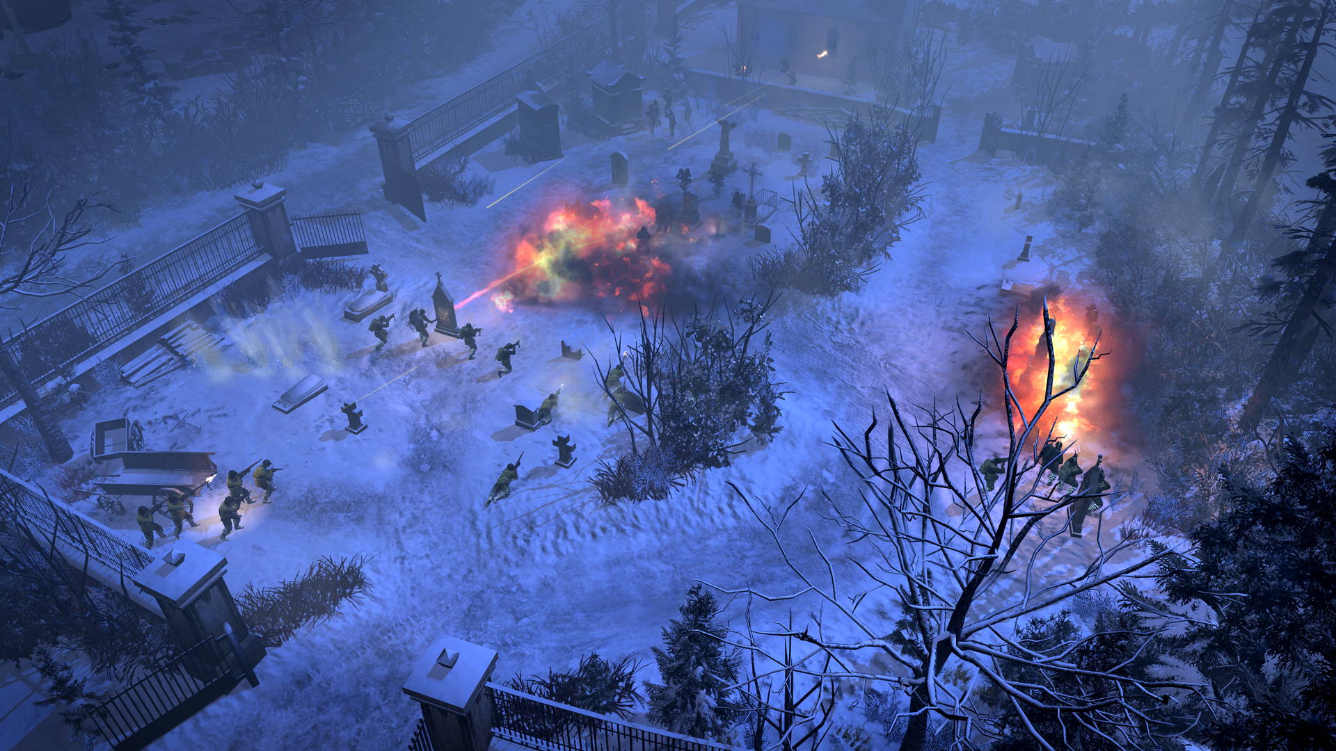 aa screenshot 4 - Company of Heroes 2: Ardennes Assault Review