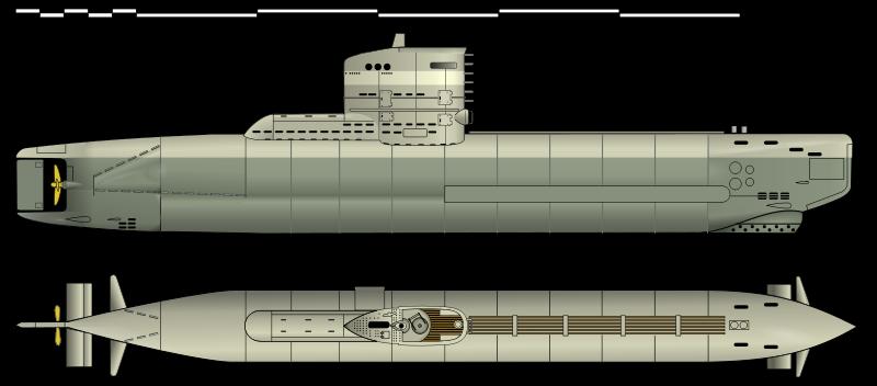 X Craft Submarine Ww