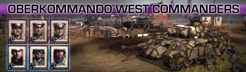 Oberkommando West Commanders Coh2 Org