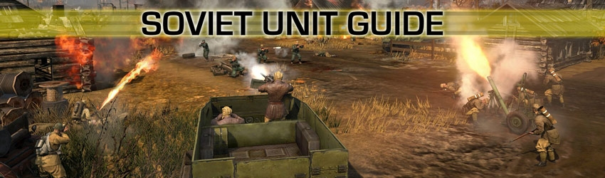 Soviet Unit Guide Coh2 Org