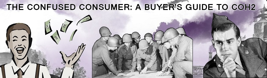 The Confused Consumer A Buyer S Guide To Coh2 Coh2 Org
