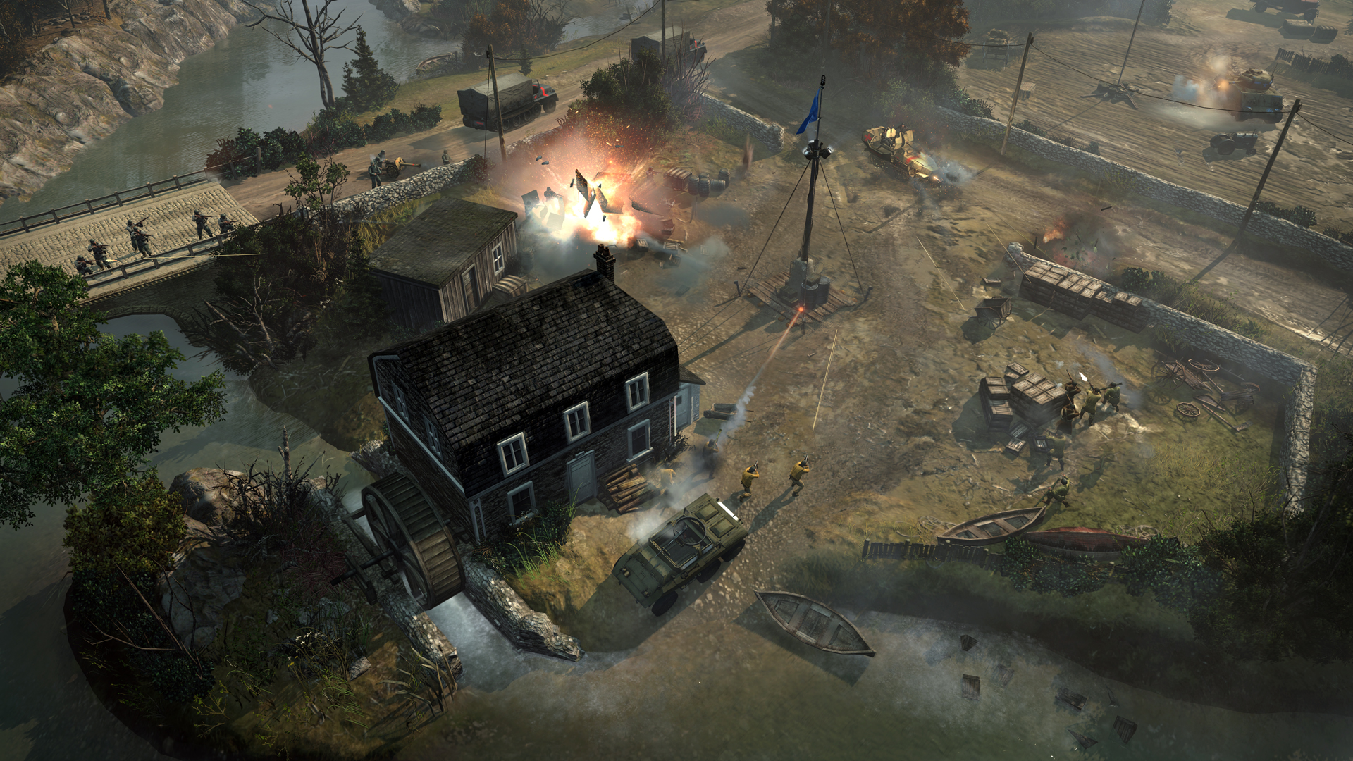 Company of Heroes 2: Western Front Armies goes LIVE - COH2.ORG